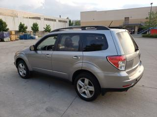 Used 2010 Subaru Forester X Limited, Sunroof, Auto, 3/Y warranty avai for sale in Toronto, ON