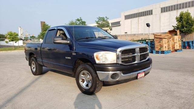 2008 Dodge Ram 1500 4X4, 4 door, HEMI, 3/Y warranty available