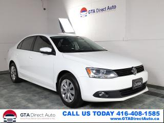 Used 2014 Volkswagen Jetta Trendline+ TDI Alloys 6-Speed Heated Certified for sale in Toronto, ON