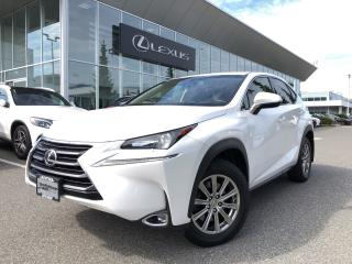 Used 2017 Lexus NX 200t 6A Local, Great Price for sale in North Vancouver, BC