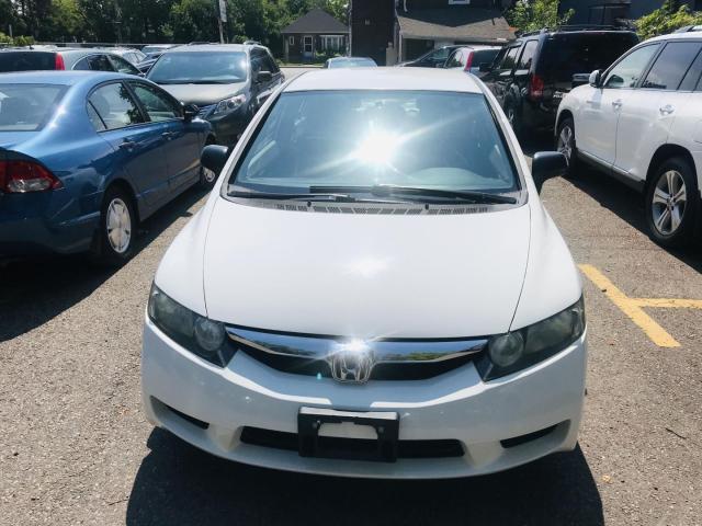 2009 Honda Civic LX Sedan 5-Speed AT 2009 Honda Civic LX Sedan 5-Speed AT