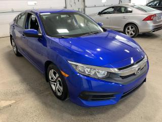 Used 2018 Honda Civic LX WOW SEULEMENT 20800KM AUTOMATIQUE CAMERA RECUL SIEGES CHAUFFANTS SEULEMENT 20800KM for sale in Lévis, QC