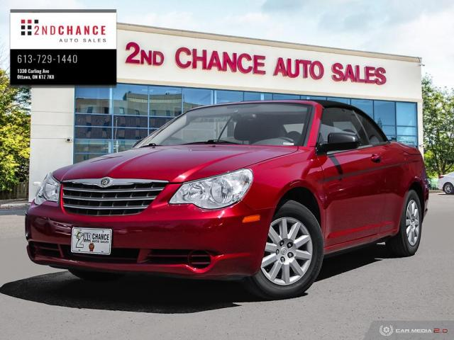 2010 Chrysler Sebring LX