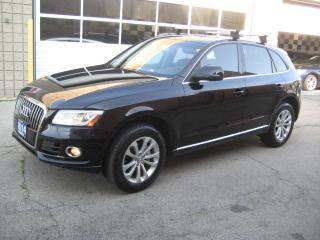 Used 2014 Audi Q5 B&O/PUSH START/SUNROOF/SERVICE RECORDS/ for sale in North York, ON