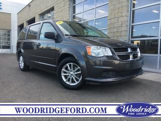 Used 2016 Dodge Grand Caravan SE/SXT for sale in Calgary, AB