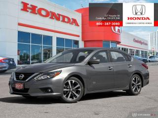 Used 2017 Nissan Altima 2.5 PUSH BUTTON START | REARVIEW CAMERA WITH GUIDELINES | PROXIMITY KEY ENTRY for sale in Cambridge, ON