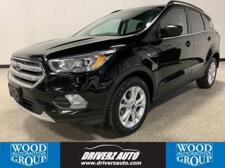 Used 2017 Ford Escape SE CLEAN CARFAX, **EXCELLENT CONDITION** NAVIGATION, POWER LIFTGATE for sale in Calgary, AB