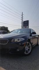 Used 2013 BMW 5 Series 528i xDrive for sale in Cambridge, ON