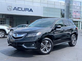 Used 2018 Acura RDX Elite ELITE | NEWBRAKES | OFFLEASE | NOACCIDENTS for sale in Burlington, ON