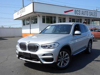 Used 2018 BMW X3 xDrive, Radar Assist, Panoramic Sunroof for sale in Vancouver, BC