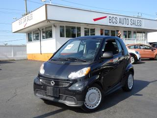Used 2015 Smart fortwo Pure Edition, Easy to Drive, Immediate Delivery OK for sale in Vancouver, BC