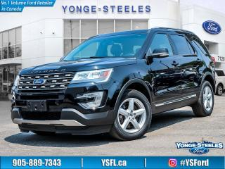 Used 2016 Ford Explorer XLT for sale in Thornhill, ON