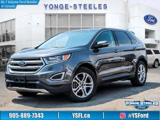 Used 2015 Ford Edge Titanium for sale in Thornhill, ON