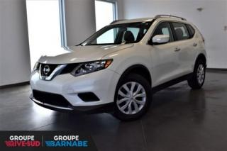 Used 2015 Nissan Rogue S FWD || CAMERA DE RECUL || BLUETOOTH || CERTIFIÉ S FWD || CAMERA DE RECUL || BLUETOOTH || CERTIFIÉ for sale in Brossard, QC
