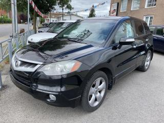 Used 2009 Acura RDX SH AWD   TOIT MAGS CUIR for sale in Pointe-Aux-Trembles, QC