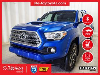 Used 2017 Toyota Tacoma 4X4 TRD SPORT DBL CAB Navigation, Sièges chauffant for sale in Québec, QC