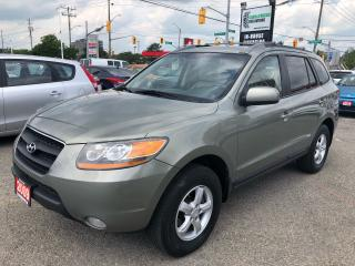 Used 2009 Hyundai Santa Fe Heated Seats l AWD l No Accidents for sale in Waterloo, ON