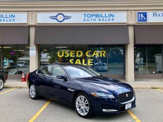 Used 2017 Jaguar XF Prestige, Navi, Only 12K kms for sale in Vaughan, ON