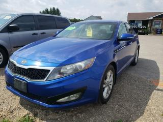 Used 2012 Kia Optima EX for sale in Dundalk, ON