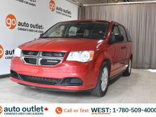 Used 2014 Dodge Grand Caravan Se, 3.6L V6, Fwd, Cloth seats, Third row 7 passenger seating for sale in Edmonton, AB