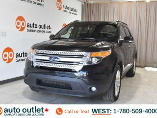 Used 2014 Ford Explorer Xlt, 3.5L V6, 4wd, Third row 7 passenger seating, Navigation, Heated leather seats, Backup camera, Sunroof/Moonroof, Bluetooth for sale in Edmonton, AB