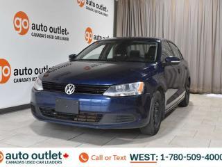 Used 2014 Volkswagen Jetta Sedan Trendline, 2.0L I4, Fwd, Cloth seats for sale in Edmonton, AB