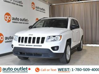Used 2011 Jeep Compass North edition, 2.4L I4, 4wd, 5 speed manual, Cloth seats, Heated seats, Sunroof for sale in Edmonton, AB