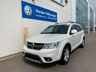 Used 2012 Dodge Journey SXT for sale in Edmonton, AB