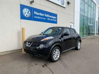 Used 2014 Nissan Juke SV AWD for sale in Edmonton, AB