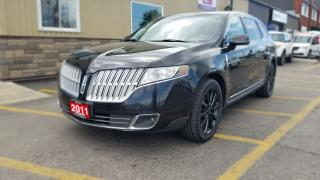 Used 2011 Lincoln MKT AWD-ECOBOOST-NAVIGATION-PAN ROOF-REAR CAMERA for sale in Tilbury, ON