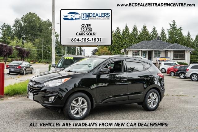 2011 Hyundai Tucson GLS AWD, Only 61,000 kms, New Bodystyle, Bluetooth