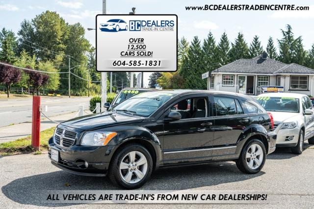 2011 Dodge Caliber SXT, Only 119,000 km's, Alloy Wheels,