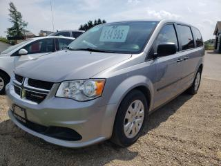 Used 2016 Dodge Grand Caravan CANADA VALUE PACKAGE for sale in Dundalk, ON