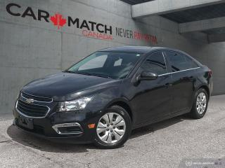 Used 2015 Chevrolet Cruze 1LT / *AUTO* / NO ACCIDENTS for sale in Cambridge, ON