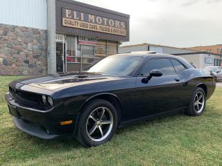 Used 2011 Dodge Challenger LEATHER  SUNROOF  BLUETOOTH  ALLOYS  AUTOMATIC for sale in North York, ON