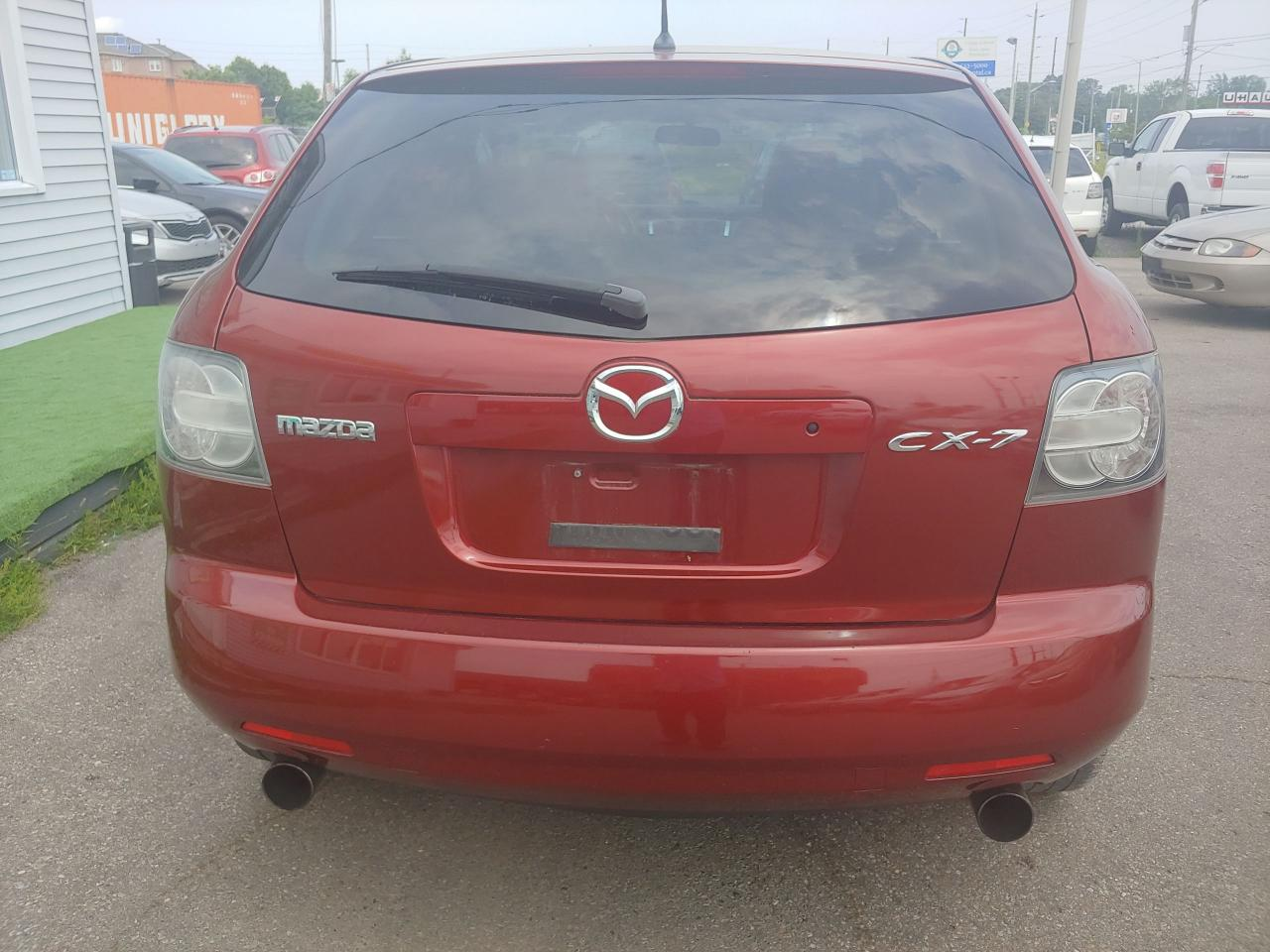 2007 Mazda CX-7