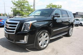 Used 2017 Cadillac Escalade LUXURY for sale in Toronto, ON