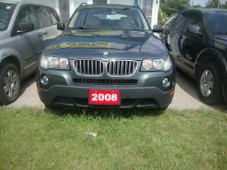 Used 2008 BMW X3 3.0I for sale in London, ON