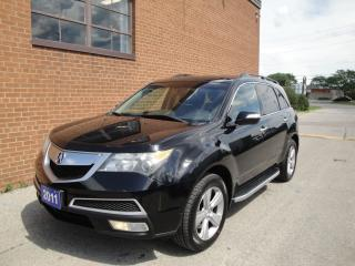 Used 2011 Acura MDX Tech pkg, Timing Belt just Replaced for sale in Oakville, ON