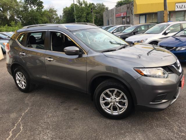 2015 Nissan Rogue S/ AWD/ BACK UP CAM/ POWER GROUP/ ALLOYS/ LIKE NEW