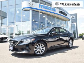 Used 2017 Mazda MAZDA6 GX|ONE OWNER|1.9% FINANCE AVAILABLE|NO ACCIDENTS for sale in Mississauga, ON