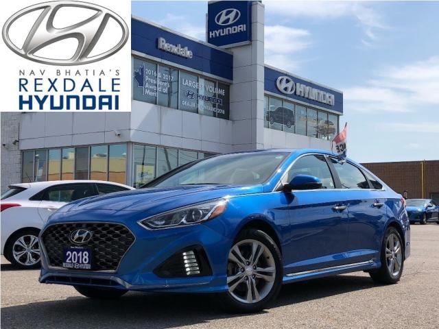 2018 Hyundai Sonata 2018 Hyundai Sonata - 2.4L Sport