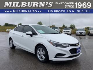 Used 2016 Chevrolet Cruze LT for sale in Guelph, ON