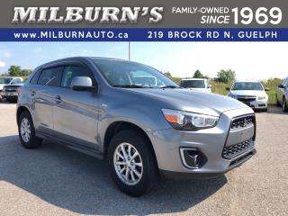 Used 2015 Mitsubishi RVR SE AWD for sale in Guelph, ON