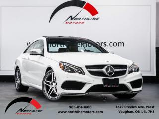 Used 2016 Mercedes-Benz E-Class E400 4MATIC Coupe|AMG Sport|Navigation|Intelligent Drive|360 for sale in Vaughan, ON