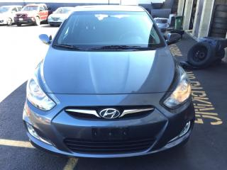 Used 2012 Hyundai Accent 5DR HB for sale in Hamilton, ON