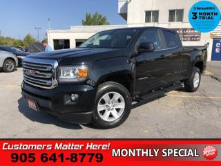 Used 2016 GMC Canyon 4WD SLE  4X4 B/U-CAM BLUETOOTH LINER for sale in St. Catharines, ON