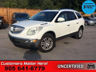 Used 2008 Buick Enclave CX for sale in St. Catharines, ON