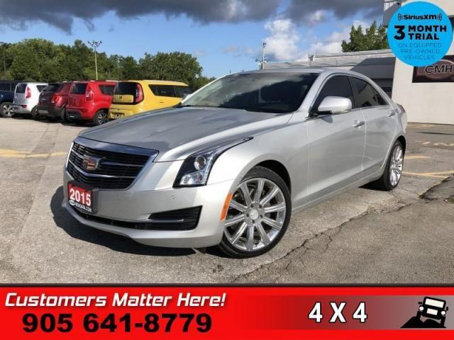 2015 Cadillac ATS 2.0 Turbo Luxury