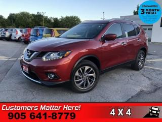 Used 2016 Nissan Rogue SL for sale in St. Catharines, ON